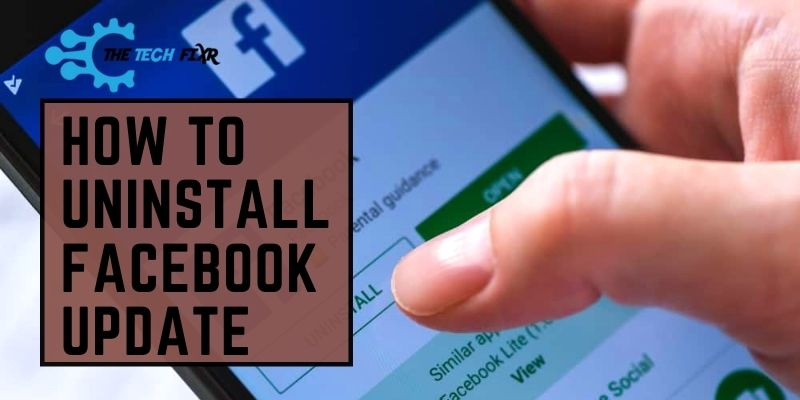 How to Uninstall Facebook Update