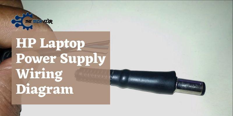 HP Laptop Power Supply Wiring Diagram